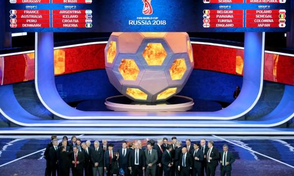 Русия - Саудитска Арабия откриват Мондиал 2018