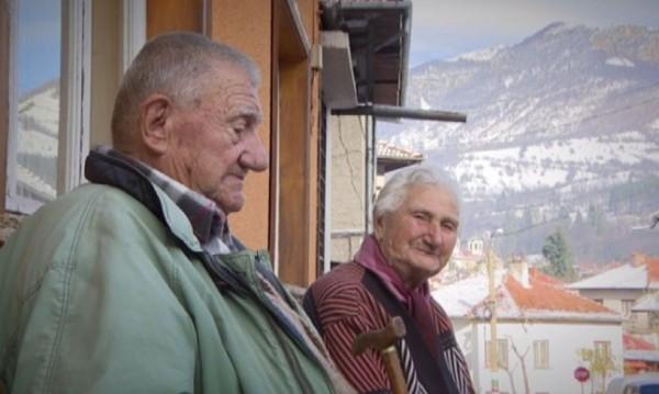 Любовта, без която не можем: Цели 73 години – дядо Павел и баба Лалка!