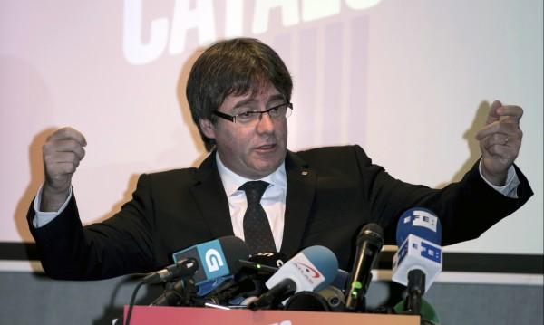 Пучдемон зове отново за независимост на Каталуния