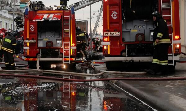 Пет деца загинаха при пожар в село в Русия