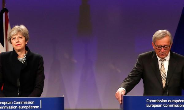 След 4 часа разговори: Юнкер и Мей без съгласие за Brexit