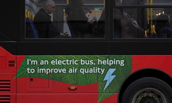 Лондон, Париж, Барселона и още 9 града: С е-автобуси
