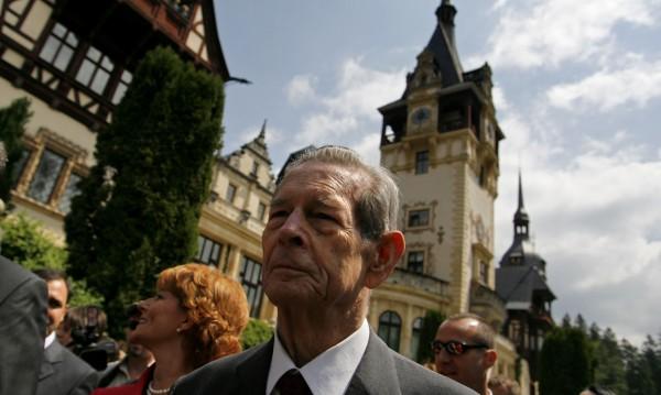 Бившият румънски крал Михай почина в Швейцария