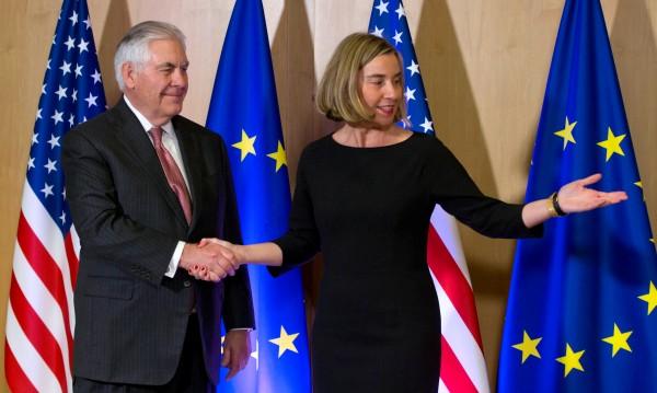 Вашингтон обръща палачинката, ще дружи с Европа