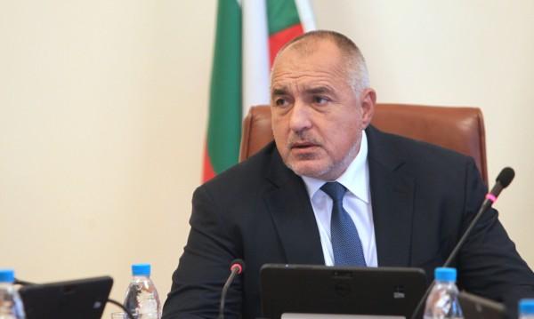 """Борисов разпитан за """"наркотрафика в парламента"""""""