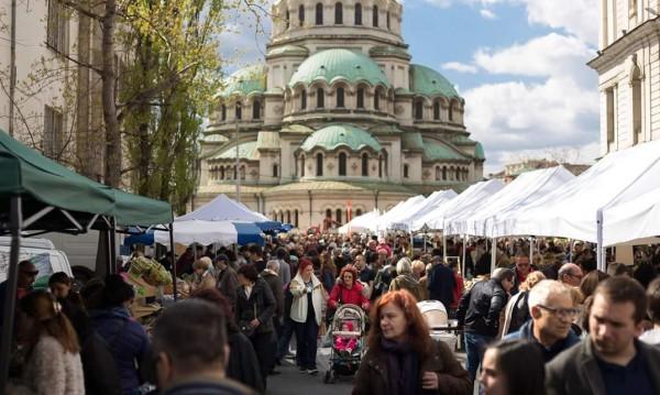 """На 17 декември, до """"Невски"""" – коледният фермерски пазар"""