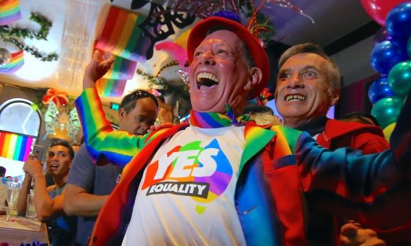 И Австралия реши: Еднополовите бракове са законни
