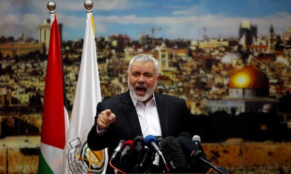 Хамас призова палестинците: На въстание срещу Израел!