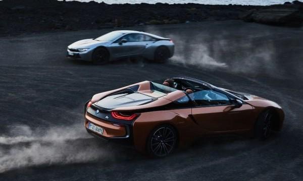 BMW вдигна завесата на бъдещата е-суперкола