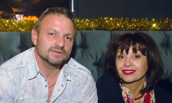 Миглена Ангелова под ръка с новия си мъж