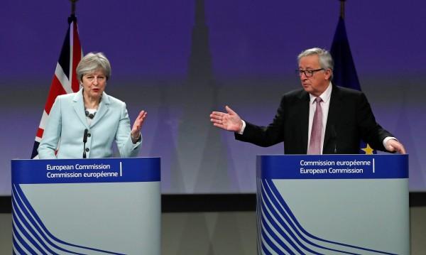 ЕК отчете достатъчен напредък по развода с Лондон