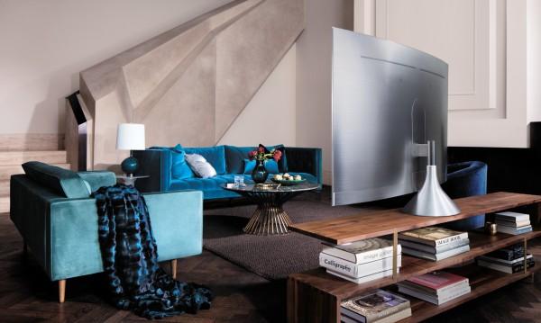 QLED TV. Бижуто на модерния дом