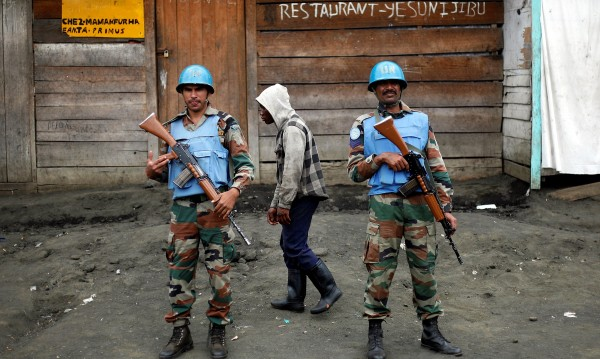 15 сини каски са убити в Конго, над 50 са ранени