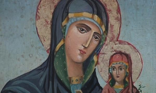 Православната църква почита св. Анна, майката на Богородица