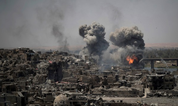 """Ирак обяви край на войната срещу """"Ислямска държава"""""""