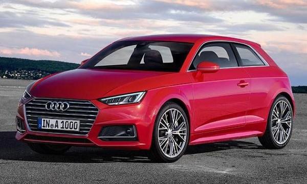 Audi реши: Без дизелови двигатели за малките коли