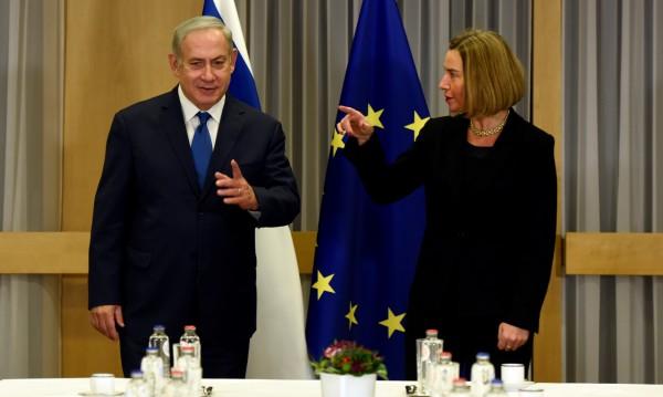 ЕС няма да последва САЩ в решението за Ерусалим