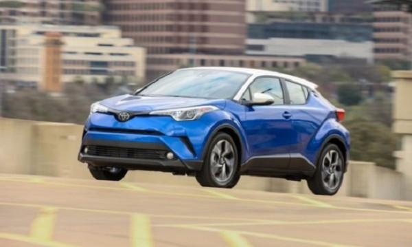 Слаби продажби на C-HR. Toyota разкрива причините