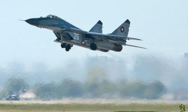 Сделка с Русия: Даваме 81 млн. за ремонт на 15 изтребителя МиГ 29