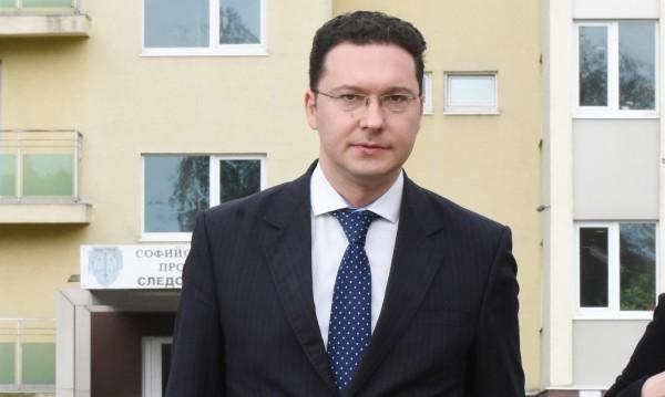 Ексминистър на Борисов на съд! Митов пред Темида