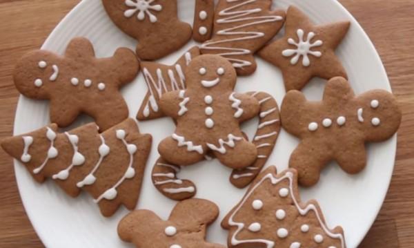 Рецептата Dnes: Джинджифилови човечета за Коледа