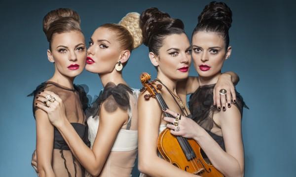 """Destiny Quartet със свой прочит за """"Усещане за жена"""""""