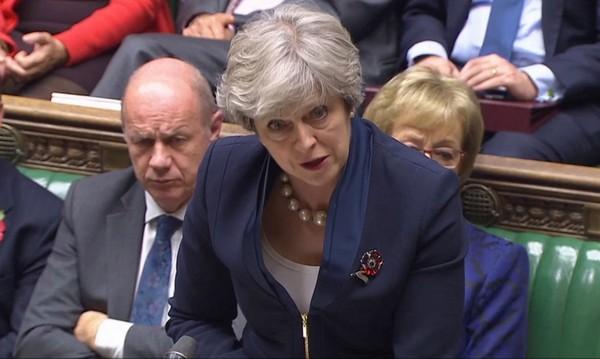 Мей загуби ключов вот в парламента по закона за Brexit