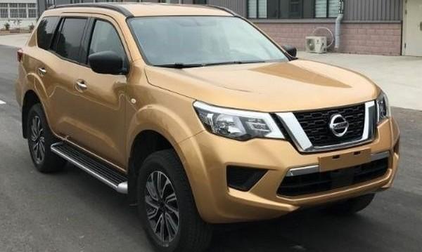 Nissan направи Terra – новият голям всъдеход