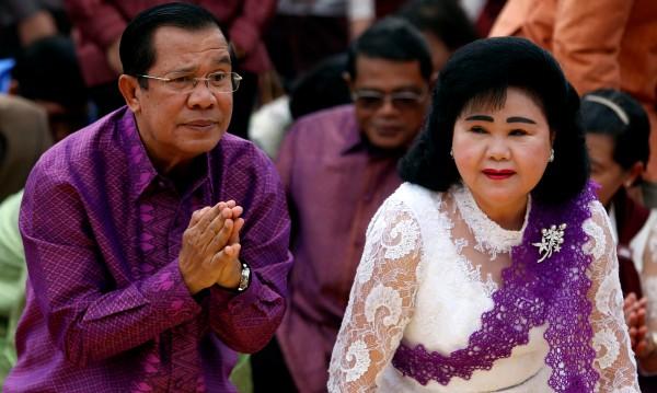Шуробаджанащина: В Камбоджа политиката е... семейна афера