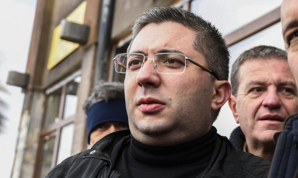 Възмутен, Нанков обвини Нинова, че яхва протеста за водата