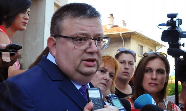Цацаров: Зам.-министър на патриотите – с обвинение!