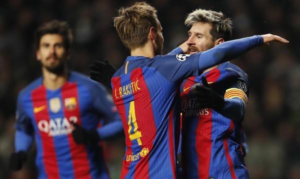 И след 6 греди: Барселона не даде шанс на Депортиво