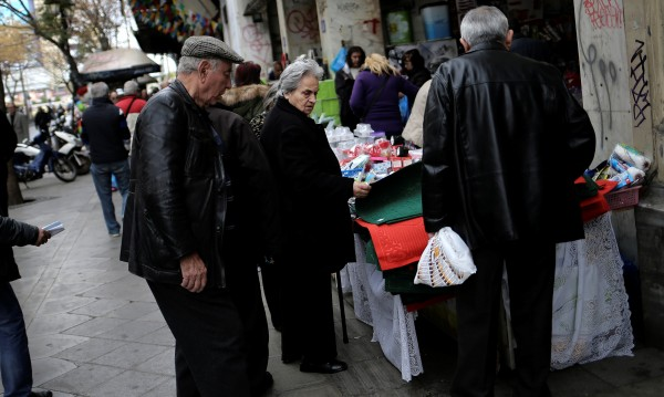 Гърците песимисти, страхуват се за бъдещето си