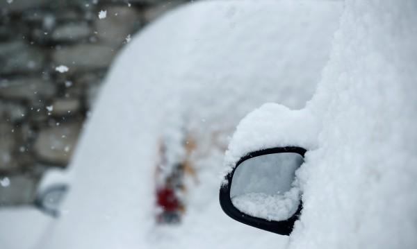 Жълт код за сняг за Смолян, Кърджали и Хасково