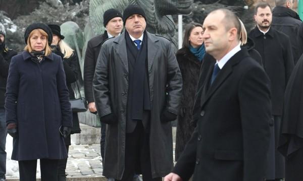 Великолепната петорка: От Радев през Борисов до Нинова