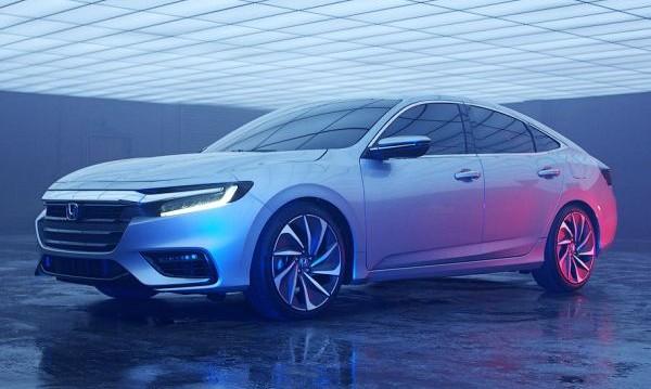 Honda връща на пазара хибриден модел