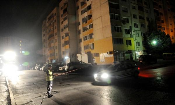 Млад мъж скочи от 7 етаж на блок в Благоевград
