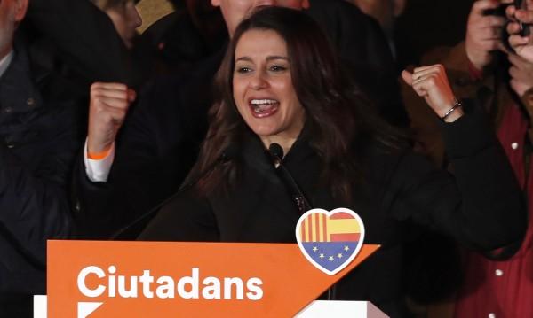 Инес Аримадас – противничката на независима Каталуния