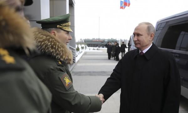 Путин за САЩ: Отбранителната им стратегия е агресивна