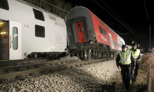Жп катастрофа в Австрия. Предполагат човешка грешка!