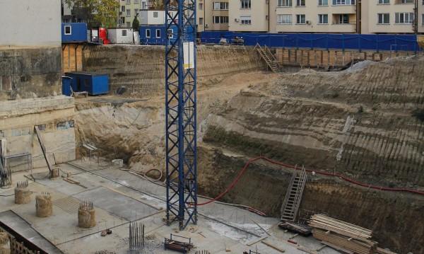 Нов блок, нова офис сграда - секторът се оттласна от дъното