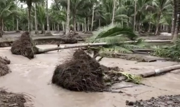 Виетнам се спаси. Тайфунът, връхлетял Филипините, отслабна