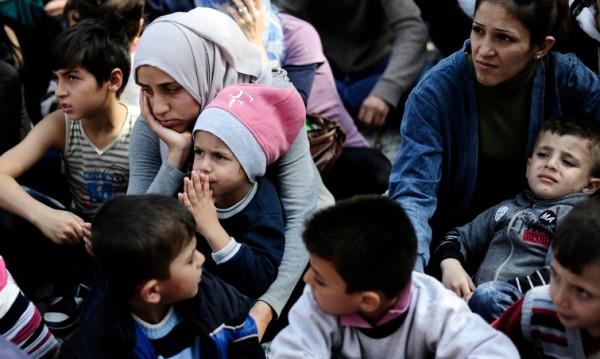 Хванаха над 300 мигранти и бежанци край Одрин