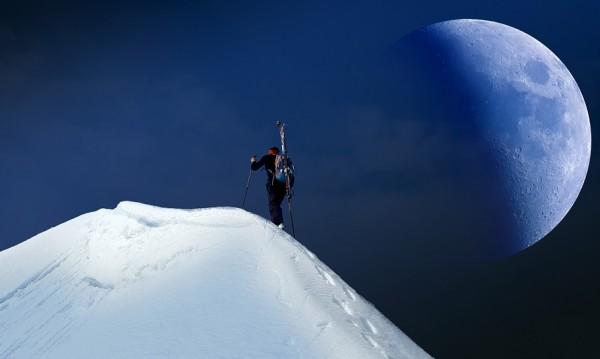 Вижте Луната на 1 и 2 януари. Суперлуната!