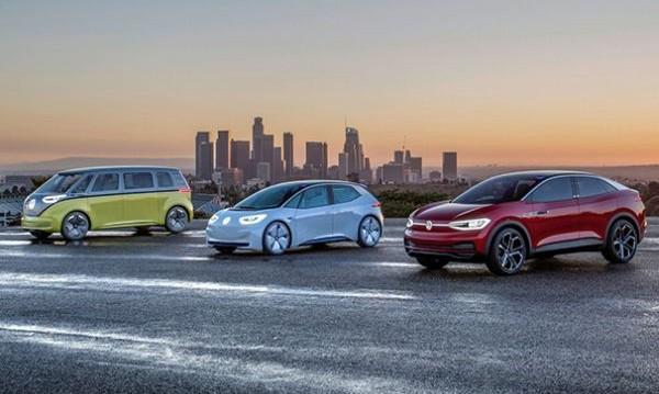 Volkswagen си хареса имена на още два електромобила
