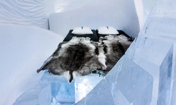 Топ дестинация: Ледено иглу - хотел