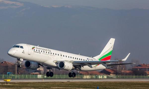 България ер стартира 2018 г. с промоционални билети за 59 евро