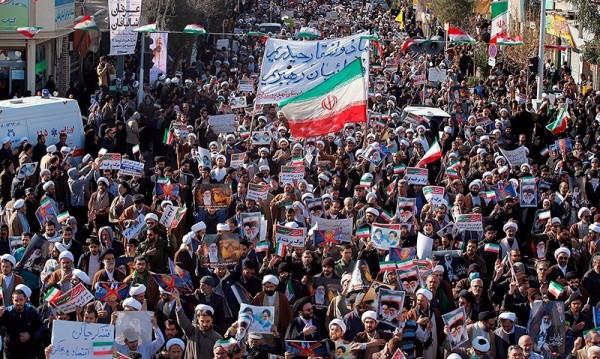 В Иран бяха освободени 70 демонстранти
