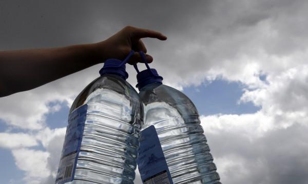 Минералната вода на англичаните... Без лиценз за ЕС!