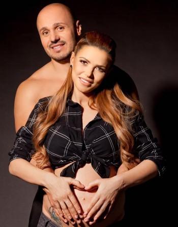 Певицата Магда стана майка на момиченце